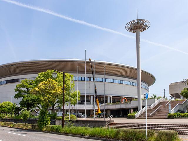日本ガイシスポーツプラザ